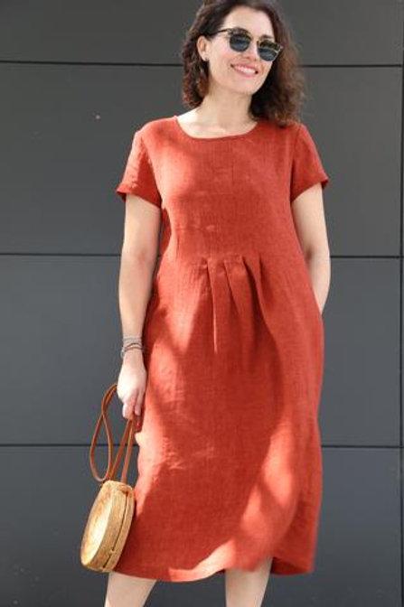 Milenda Dress Pattern Sizes (18-20-22)