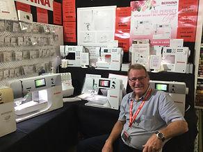 Maarten with Machines