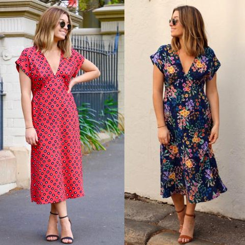 Lois Dress Pattern