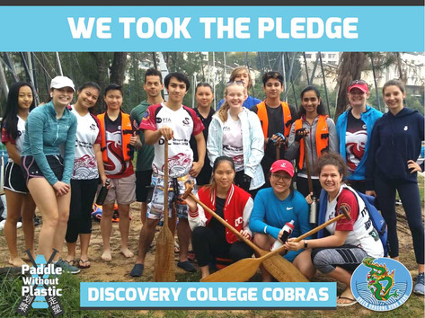 DISCOVERY COLLEGE COBRAS