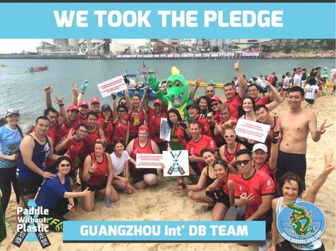 GUANGZHOU INTERNATIONAL DRAGON BOAT TEAM