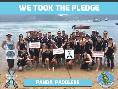 PANDA PADDLERS