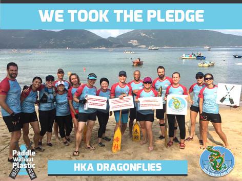 HKA DRAGONFLIES