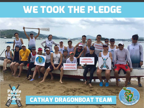 CATHAY DRAGONBOAT TEAM