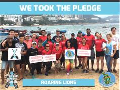 ROARING LIONS