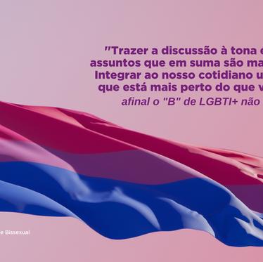 Dia da Visibilidade Bissexual: por que discussões sobre o tema são tão necessárias?