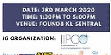 IIPCC Malaysia Soft Launch 2020
