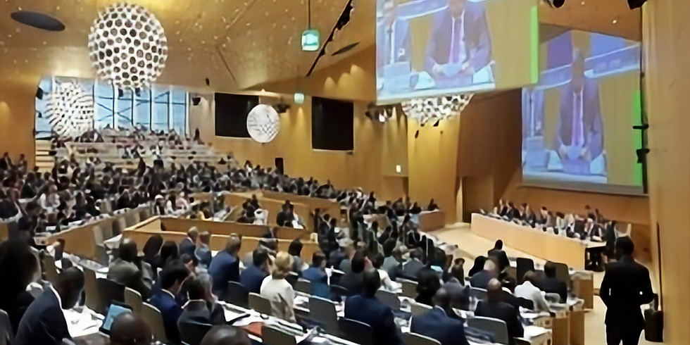 WIPO General Assembly 58th - 2018
