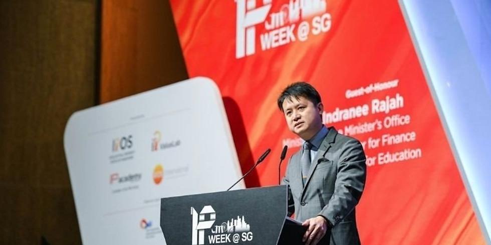 Asia extols Daren Tang's leadership
