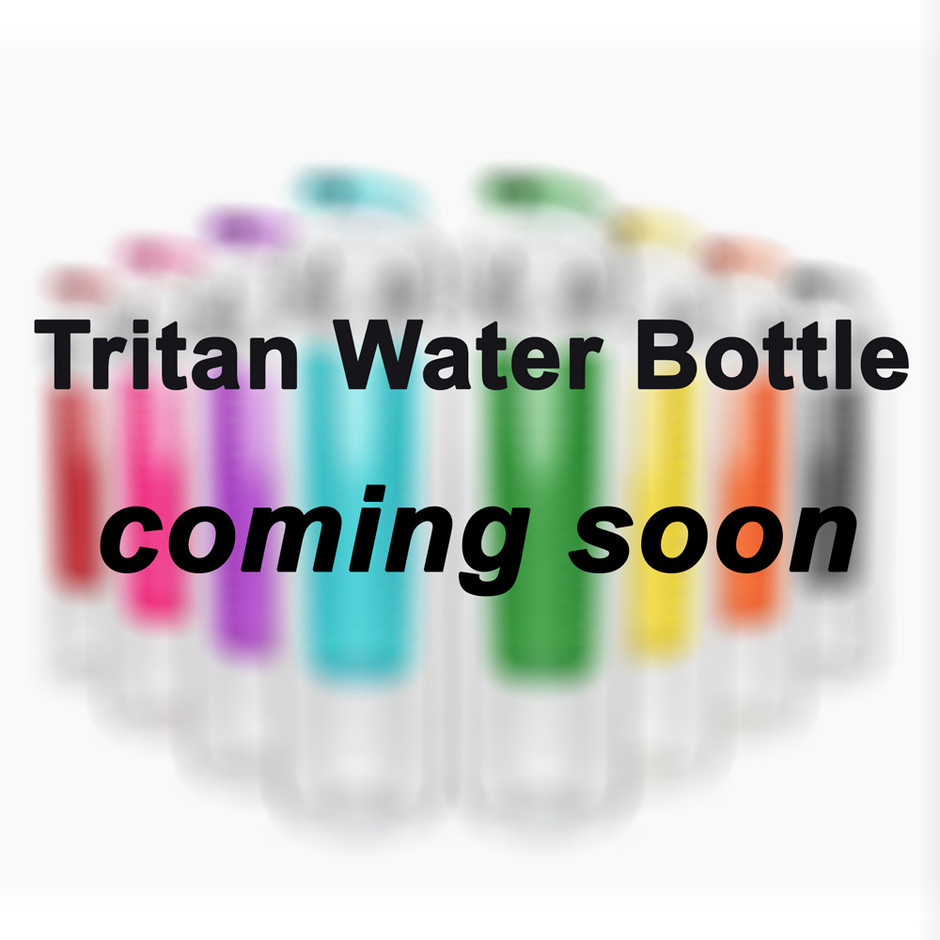 Tritan Water Bottle coming soon