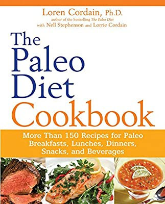 Loren Cordain - The Paleo Diet Cookbook