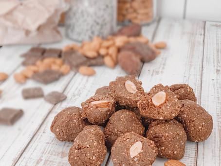 Cacao Hemp Protein Balls