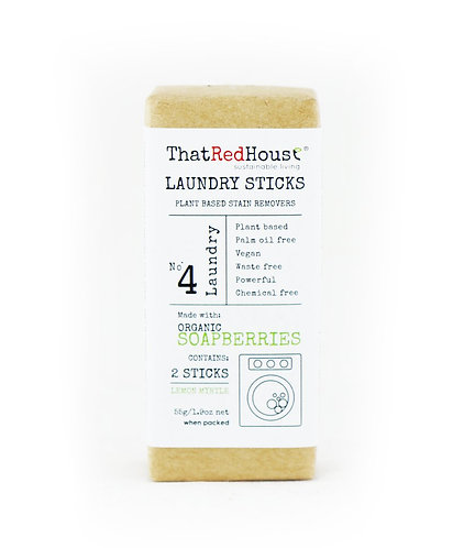 That Red House - Laundry Stain Remover Sticks