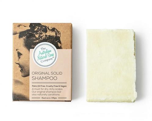 Australian Natural Soap Company - Shampoo Bar Original