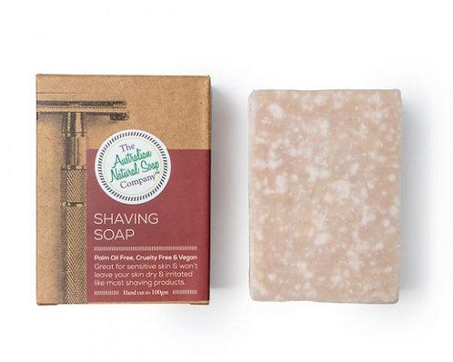 Australian Soap Company - Shaving Solid Soap