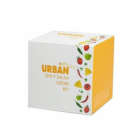 Urban Greens - Spicy Salsa Grow Kit
