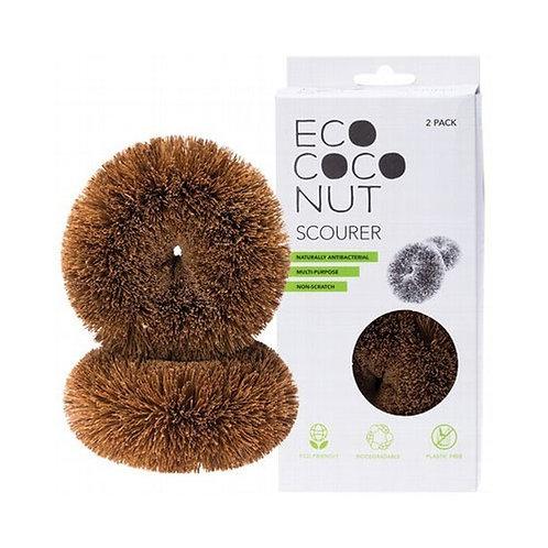 Eco Coconut - Scourer (2 Pack)