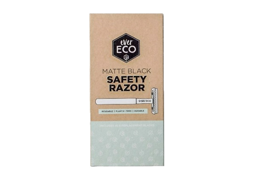 Ever Eco - Safety Razor (Matte Black)