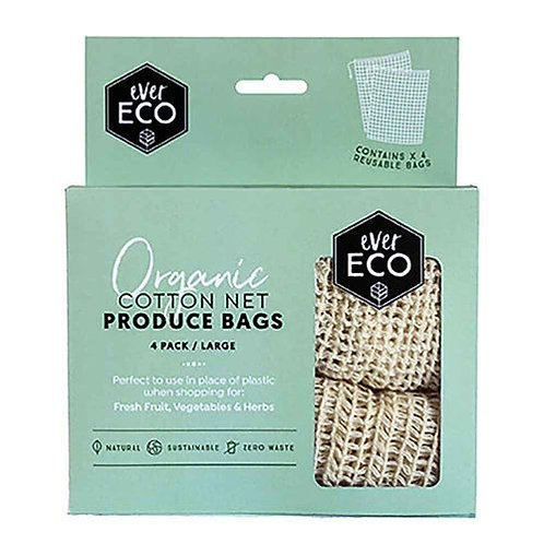 Ever Eco - Cotton Net Produce Bags