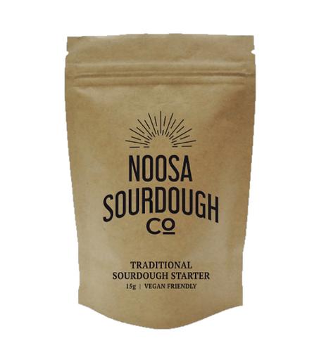 Noosa Sourdough Co - Traditional Sourdough Starter 15g