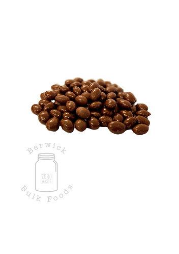 Organic Milk Chocolate Almonds