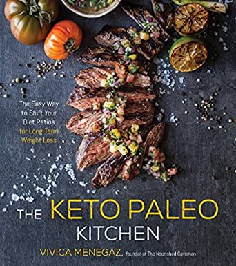 Vivica Menegaz - The Keto Paleo Kitchen