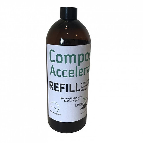 Urban Composters - Accelerator Spray Refill (1000ml)