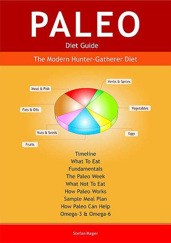 Stefan Mager - Paleo Diet Guide