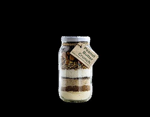 Raw by Rochelle- DIY Bliss Balls Jar Peanut Butter Crunch