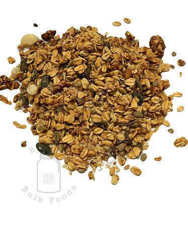 Almond & Hemp Muesli (Organic)