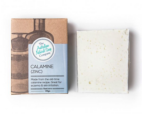 Australian Natural Soap Company - Zinc Soap
