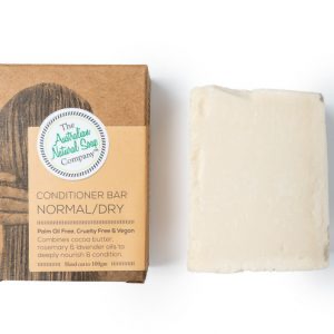 Australian Natural Soap Company - Conditioner Bar Normal Dry