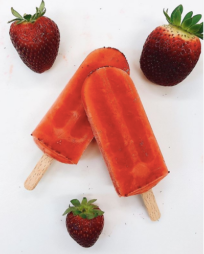 Flying Fox - Strawberry Lemon Ice Blox