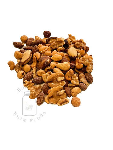 Roasted and Salted Deluxe Nut Mix
