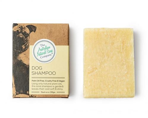 Australian Natural Soap Company - Dog Shampoo Bar