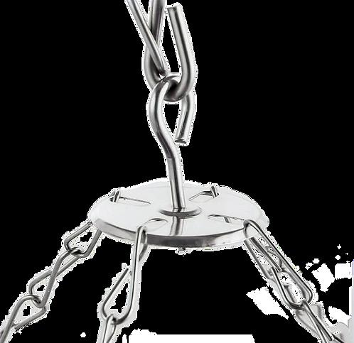 Bare & Co - Stainless Steel Peg Hanger (20 pegs)