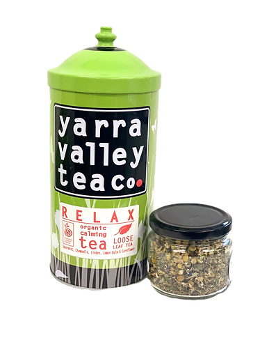 Yarra Valley Tea Co - Relax Tea