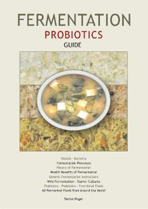 Stefan Mager - Fermentation Probiotics Guide
