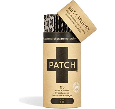 Nutricare - Patch Bandages Black