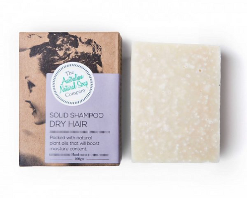 Australian Natural Soap Company - Shampoo Bar Dry
