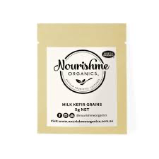Nourish Me Organics - Milk Kefir Grains