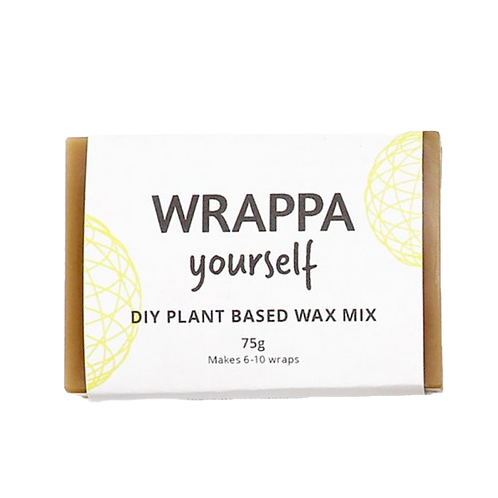 Wrappa - DIY Plant Based Wax