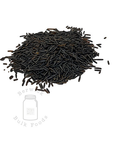 Wild Black Rice