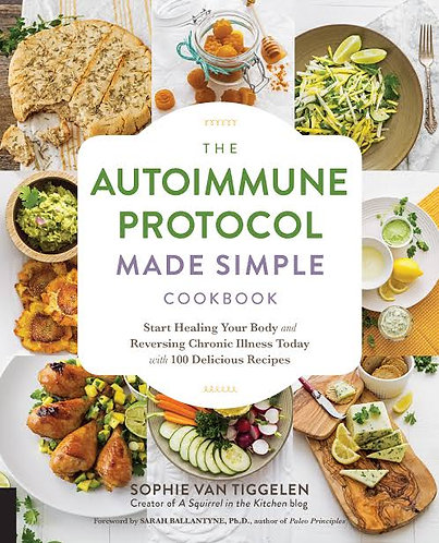 Sophie Van Tiggelen - The Autoimmune Protocol Book