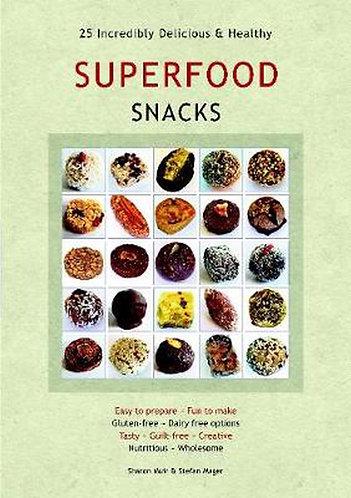 Stefan Mager - Superfood Snacks