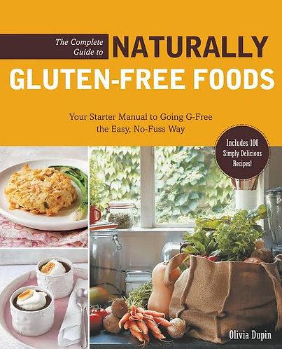 Olivia Dupin - Naturally Gluten Free Foods