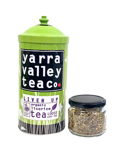 Yarra Valley Tea Co - Liven Up Tea
