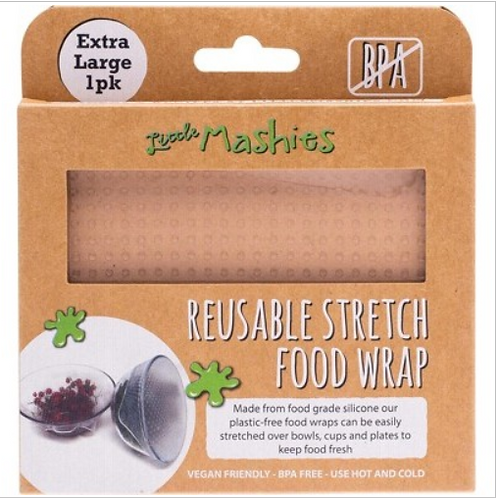 Little Mashies - Reusable Stretch Food Wrap XL (1 pack)