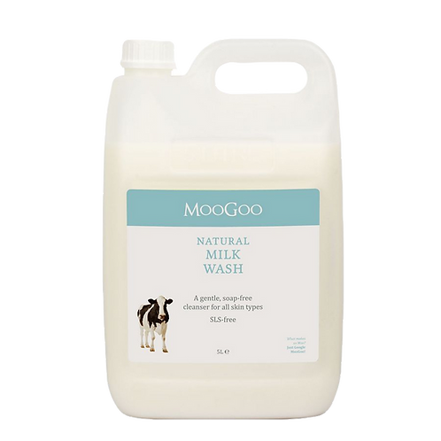 Moo Goo - Milk Wash
