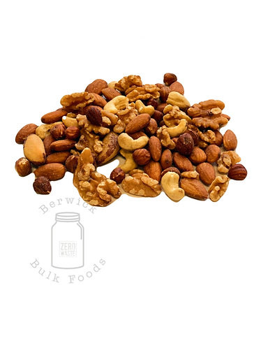 Raw Deluxe Nut Mix
